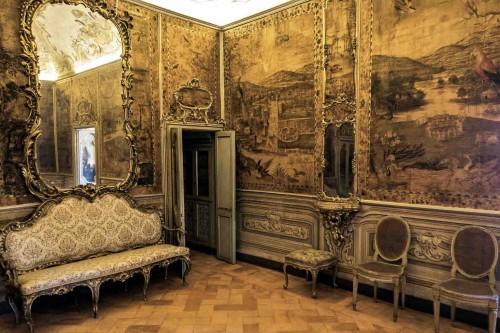 Palazzo Barberini, apartamenty Kornelii Konstancji Barberini