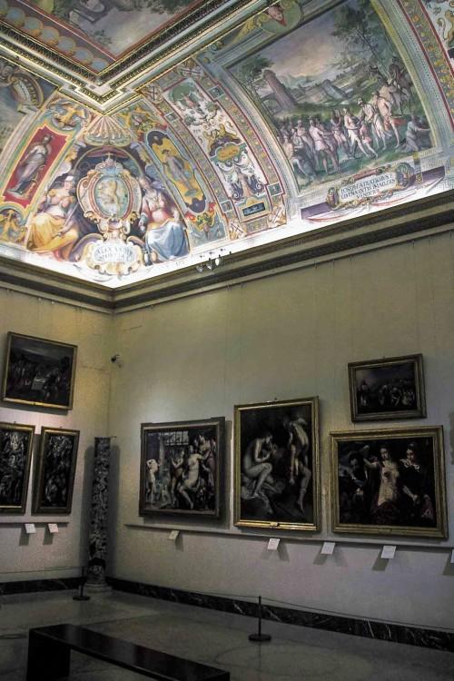 Palazzo Barberini, jedna z sal