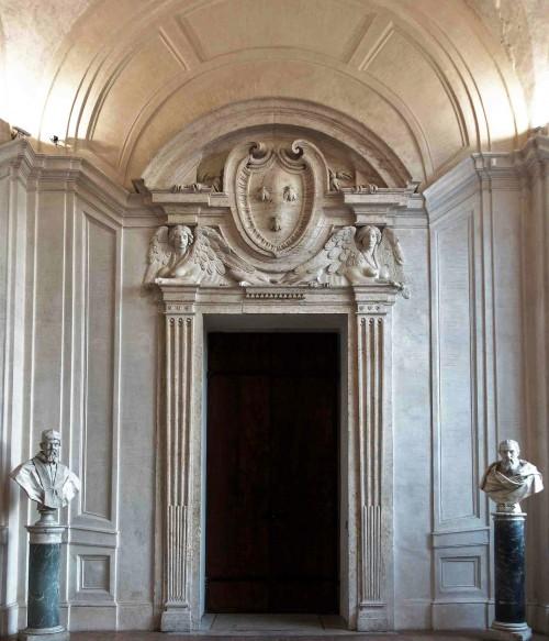 Palazzo Barberini, westybul pierwszego piętra