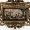 Palazzo Barberini, Przepowiednia Abrahama, dekoracja jednej z sal skrzydła północnego, Antonio Viviani