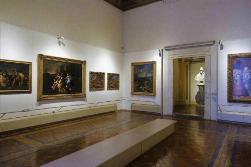 Palazzo Venezia, jedna z sal muzealnych