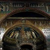 Church of Santa Prassede, mosaics funded by Pope Paschalis I