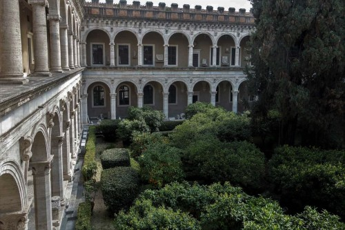 Palazzetto, obecnie muzeum