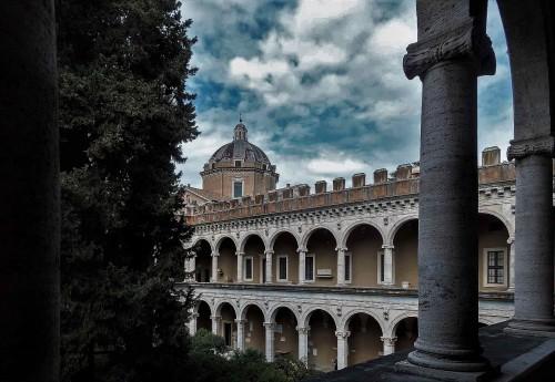 Palazzetto papieża Pawła II, obecnie muzeum (Museo Nazionale Romano, Palazzo Venezia)