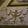 Groteski w sali Apollina, zamek Sant'Angelo