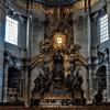 Pomnik nagrobny papieża Pawła III (po lewej stronie ołtarza), bazylika San Pietro in Vaticano