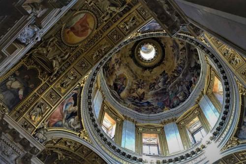 Cappella Paolina - pośmiertne miejsce spoczynku papieża Pawła V, bazylika Santa Maria Maggiore