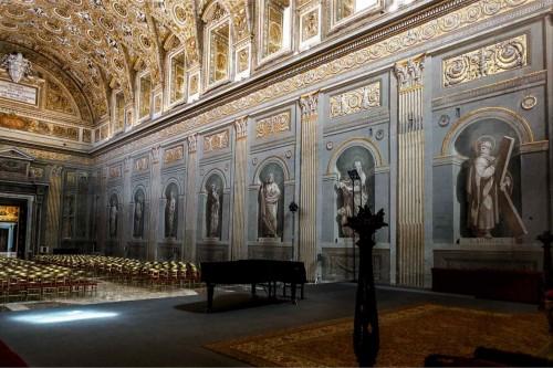 Foundation of Pope Paul V - Cappella Paolina, Palazzo del Quirinale