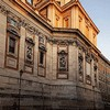 Basilica of Santa Maria Maggiore, view of the Chapel of Paul V from the outside