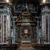 Fundacja papieża Pawła V - Cappella Paolina, dekoracje malarskie i sztukatorskie, bazylika Santa Maria Maggiore