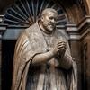 Posąg papieża Pawła V, Cappella Paolina, bazylika Santa Maria Maggiore
