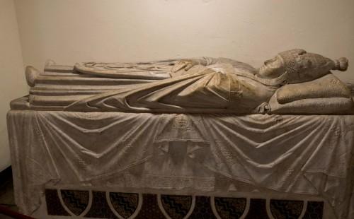 Sarkofag papieża Bonifacego VIII, Groty Watykańskie, Arnolfo di Cambio, bazylika San Pietro in Vaticano