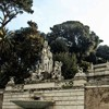 Piazza del Popolo, widok na wzgórze Pincio