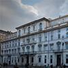 Palazzo Pamphilj, Piazza Navona