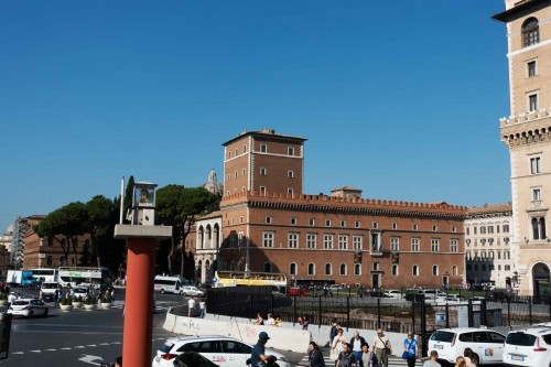 Piazza Venezia, Palazzo Venezia
