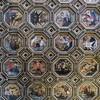 Pinturicchio, strop jednej z komnat Palazzo della Rovere (Palazzo dei Penitenzieri)