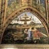 Pinturicchio, Zuzanna i starcy, apartamenty papieża Aleksandra VI (Sala dei Santi), pałac Apostolski
