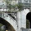 Ponte Rotto, fragment