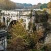 Ponte Rotto, najstarszy kamienny rzymski most