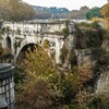 Ponte Rotto, the oldest Roman stone bridge