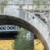 Ponte Rotto, smoki z godła papieża Grzegorza XIII z rodu Boncompagni