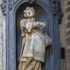 The Statue of St. Stephen, Church of San Carlo al Corso, Francesco Cavallini