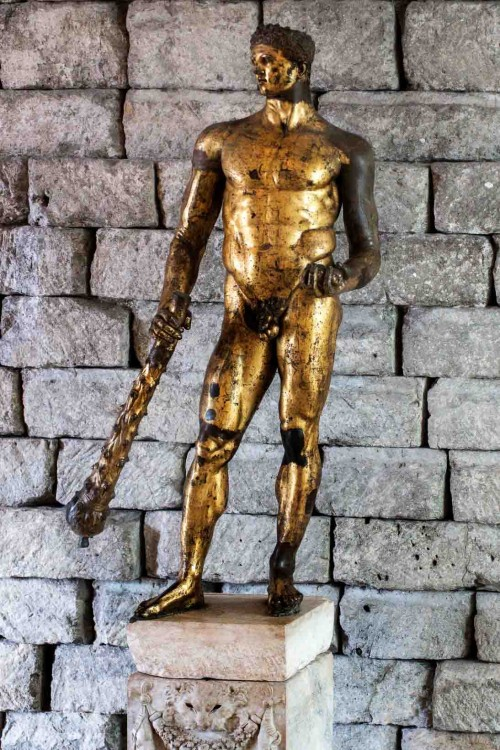 Herkules from Forum Boarium, Musei Capitolini