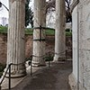 The Temple of Hercules, corinthian capitols of the columns surrounding the cell, fragment