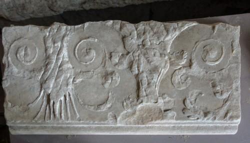 Świątynia Portunusa, pozostałości antycznego wystroju świątyni