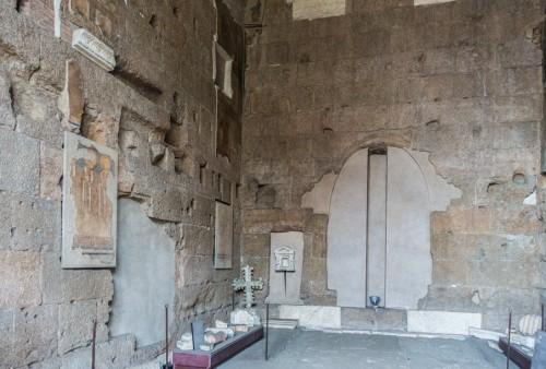Świątynia Portunusa, wnętrze