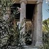 The Temple of Portunus, enterance portico