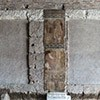 The Temple of Portunus, remains of frescoes from the old Church of St. Mary of Egypt