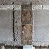 Świątynia Portunusa, wnętrze ze średniowiecznymi pozostałościami fresków