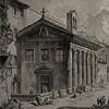 Widok kościoła św. Marii Egipcjanki, wg Piranesiego, zdj. Wikipedia