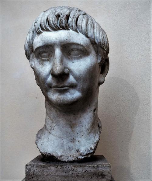 Emperor Trajan, Museo Ostia Antica