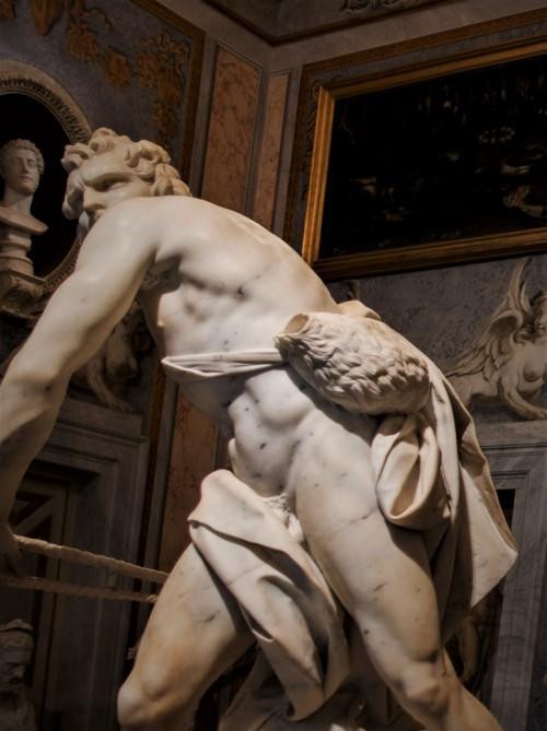 David, Gian Lorenzo Bernini, Galleria Borghese