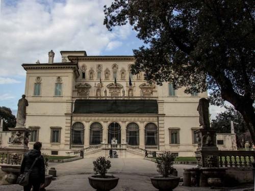 Noble Casino, fasada główna, obecnie Galleria Borghese