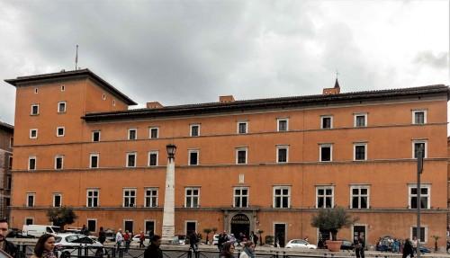 Via della Conciliazione, Palazzo dei Penitenzieri
