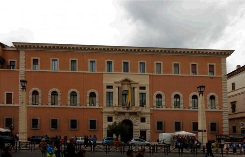 Via della Conciliazione, Palazzo della Congregazione per le Chiese orientali