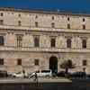 Via della Conciliazione, enterance to Palazzo Torlonia