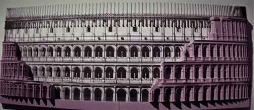 Rekonstrukcja stadionu Domicjana, Museo Stadio di Domiziano