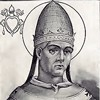 Alleged image of Pope Symmachus, pic. Wikipedia