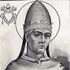 Domniemany wizerunek papieża Symmacha, zdj. Wikipedia