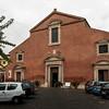 Fasada kościoła San Pancrazio