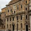 Francesco Borromini, fasada oratorium Filipinów