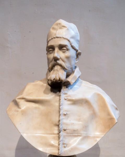 Gian Lorenzo Bernini, portret papieża Urbana VIII, Galleria Nazionale d'Arte Antica, Palazzo Barberini