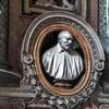 Antonio Raggi, kaplica Gavottich,  figura św. Jana Chrzciciela, kościół San Nicola da Tolentino
