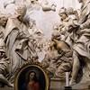 Antonio Raggi,  Śmierć św. Cecylii, ołtarz boczny kościoła Sant'Agnese in Agone