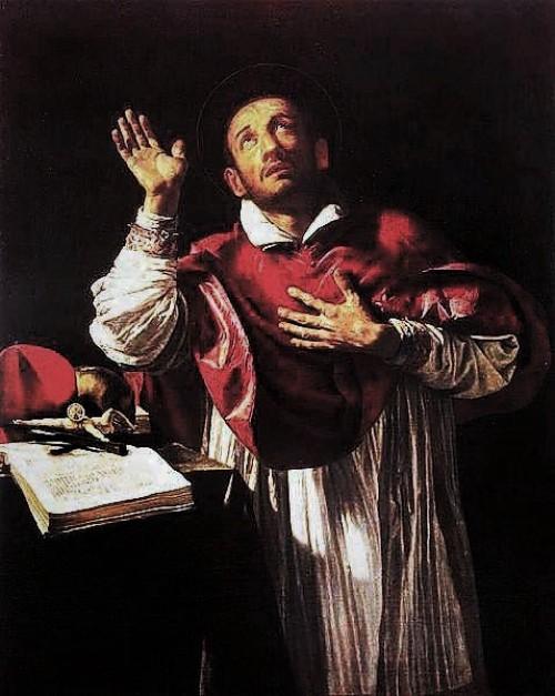 Karol Boromeusz, Orazio Borgianni, zdj. Wikipedia