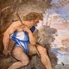 Farnesina, Polifem - Loggia di Galatea